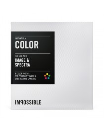 Impossible Color Film voor Polaroid Image / Spectra