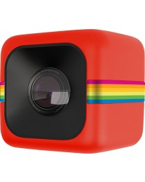 Polaroid CUBE CAMERA RED