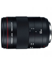 Yongnuo YN 60mm f/2.0 Macro Canon EF-mount