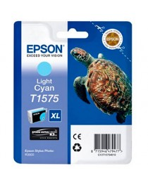 Epson inktpatroon T1575 Light Cyan