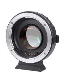 Viltrox EF-M2II Autofocus Adapter 0,71x
