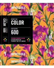Impossible Color Film / Special Edition voor Polaroid 600 Fuchsia