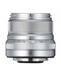 Fujinon XF 23mm F2 R WR Zilver