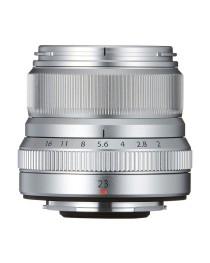 Fujinon XF 23mm F2 R WR Zilver