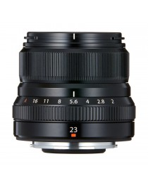 Fujinon XF 23mm F2 R WR Zwart