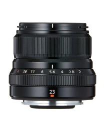 Fujinon XF 23mm F2 R WR Zwart
