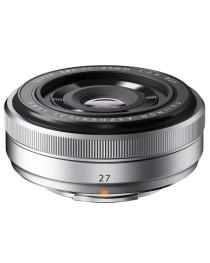 Fujifilm XF 27mm f/2.8 Pancake Zilver