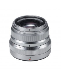 Fujifilm XF-35mm f/2.0R WR Zilver