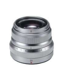 Fujifilm XF 35mm f/2.0R WR Zilver