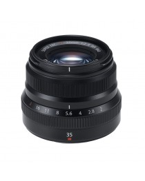 Fujifilm XF-35mm f/2.0R WR Zwart