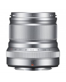 Fujinon XF 50mm F2 R WR Zilver