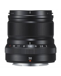 Fujinon XF 50mm F2 R WR Zwart