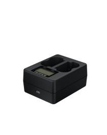 Fujifilm BC-W235 duo batterij lader.