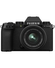 FUJIFILM X-S10 + 15-45 kit