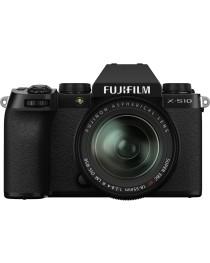 FUJIFILM X-S10 + 18-55/2.8-4 OIS