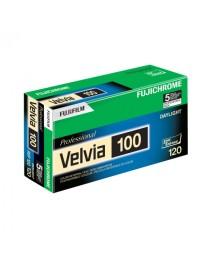 Fujifilm Velvia 100 120 5 pak