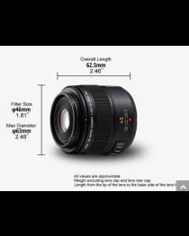 Panasonic Lumix DG Macro-Elmarit 45mm f/2.8