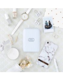 instax mini Link (Ash White)