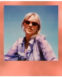 Polaroid Originals Rose Gold frame color instant film for I-type