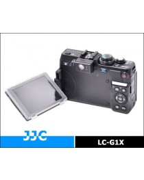 JJC LCD Cover voor Canon G1X
