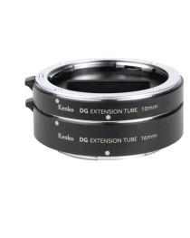 Kenko Tussenring Nikon Z (10mm & 16mm)