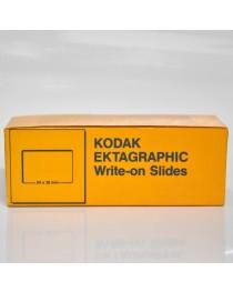 Kodak Ektagraphic beschrijfbare dia raampjes