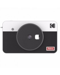 Kodak Mini Shot Combo 2 retro Wit / Zwart
