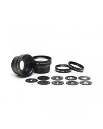 Lensbaby Telephoto & Wide Angle & Macro Kit