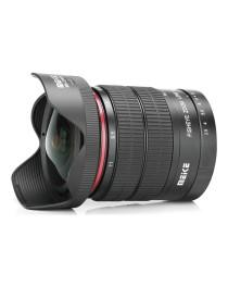 Meike MK 6-11mm f/3.5 Fish Eye voor Nikon