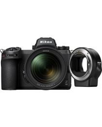 Nikon Z 6II + 24-70/4 + FTZ Adapter