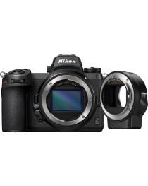 Nikon Z 6II body + FTZ Adapter