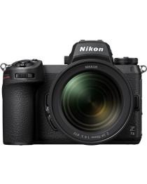 Nikon Z 7II + 24-70/4 S