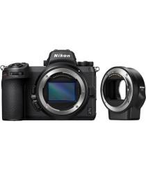 Nikon Z 7II body + FTZ Adapter