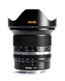 NiSi MF 15mm F4.0 ASPH. Canon EOS R