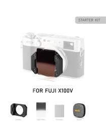NiSi Filter System Fujifilm X100/X100S/X100T/X100V (Starter Kit)