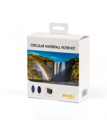 NiSi Circular waterfall filter kit 72mm