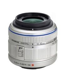 Olympus M.Zuiko Digital 14-42mm f/3.5-5.6 II R Zilver