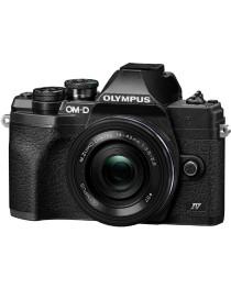 Olympus E-M10 IV + ED 14-42mm F3.5-5.6 EZ Zwart