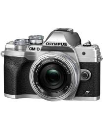 Olympus E-M10 IV + ED 14-42mm F3.5-5.6 EZ Zilver