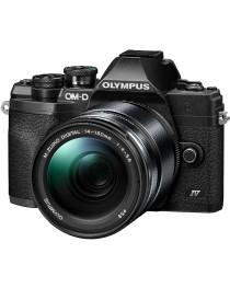 Olympus E-M10 IV + 14-150mm F4.0-5.6 II Zwart