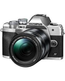 Olympus E-M10 IV + 14-150mm F4.0-5.6 II Zilver