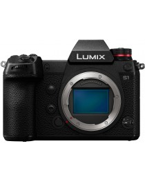 Panasonic Lumix S1 Zwart Body
