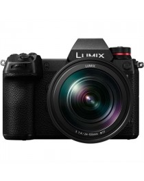 Panasonic Lumix S1 Zwart + 24-105mm F/4.0 L-mount