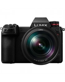 Panasonic Lumix S1R Zwart + 24-105mm F/4.0 L-mount