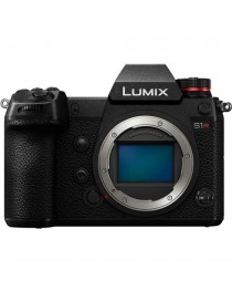 Panasonic Lumix S1R Zwart Body