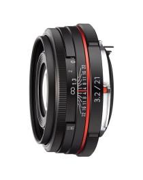 Pentax HD DA 21mm f/3.2 AL Zwart