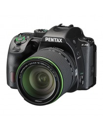 Pentax K-70 + 18-135 WR