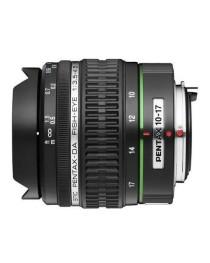 Pentax SMC DA 10-17mm f/3.5-4.5 ED (IF) Fisheye