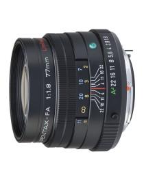 Pentax SMC FA 77mm f/1.8 Limited