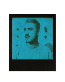 Polaroid Originals B&W instant film for 600 Duochrome Blue